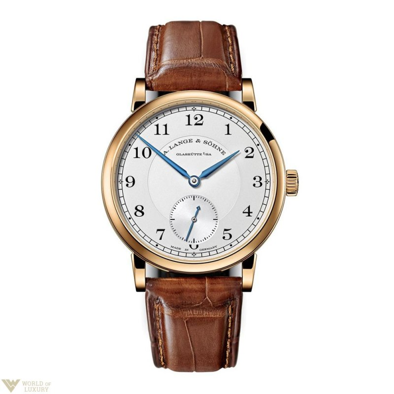 A. Lange & Söhne [NEW] 1815 Manual Wind 38.5mm Mens Watch 235.021(Retail:EUR 21200)